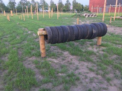 Turning Tyres